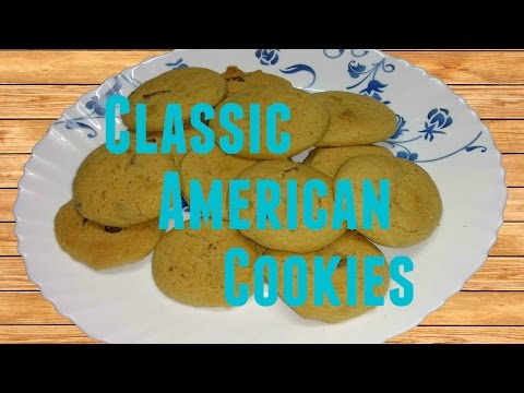 Classic American Cookies | Hacking Everyday