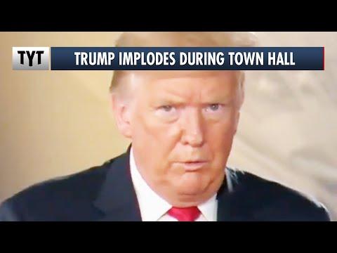 Trump's Fox News Town Hall DISASTER