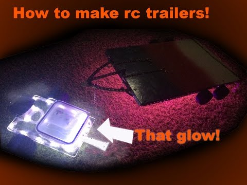 How to Make an Easy RC Trailer