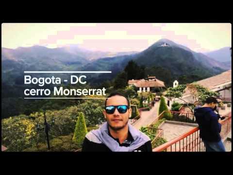 Bogota DC . Cerro Montserrat