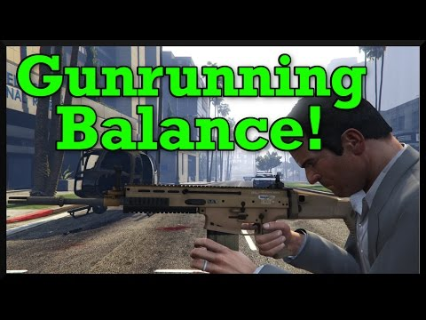 GTA 5: The 1 Thing Gunrunning Needs To Add! (Better DLC Weapons That Have Purpose)