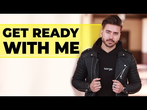 GET READY WITH ME | Men's Night Out Routine 2018 | GRWM | Alex Costa