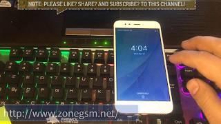 2019 - Xiaomi Mi A1 Unlock FRP account Lock Android 9 Pie