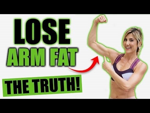How To Lose Arm Fat [THE TRUTH!]