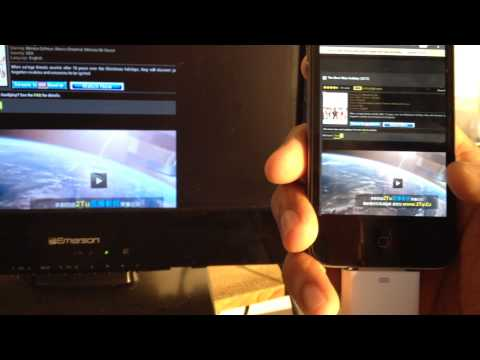 Watch Free Streaming Movies From IPad, Ipod, Iphone 4th generation