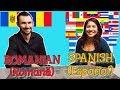Similarities Between Spanish and Romanian
