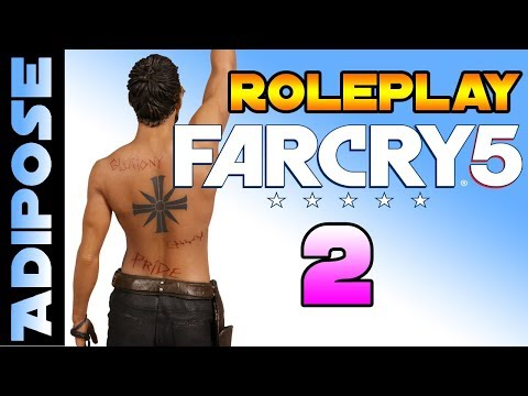 Let's Roleplay Far Cry 5! #2 Going Dutch