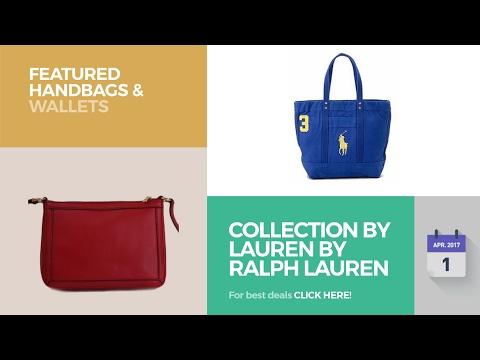 Collection By Lauren By Ralph Lauren Featured Handbags & Wallets