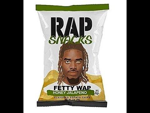 Leninhawk's Trying: Rap Snacks - Fetty Wap Honey Jalapeno Chips