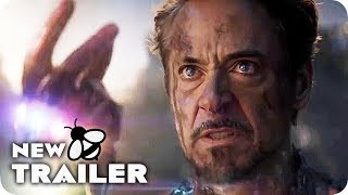 Download AVENGERS 4: ENDGAME Blu-ray Trailer (2019) Infinity War 2 Video