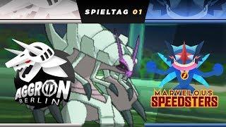 GPL [S5] - Spieltag 01 - vs. Marvelous Speedsters: Top 10 longest Anime Battles