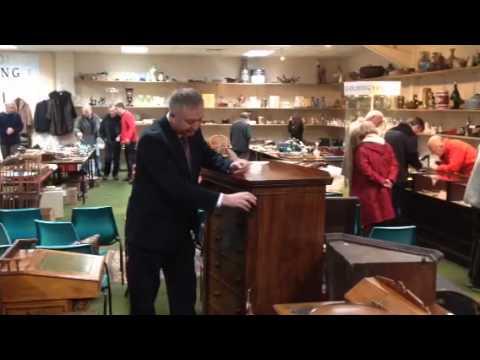 Campaign Furniture - Wellington Chest