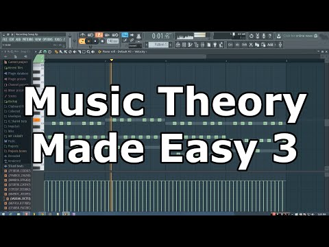 Music Theory Made Easy in FL Studio: p3- Ghost Channels and the Stamp Tool