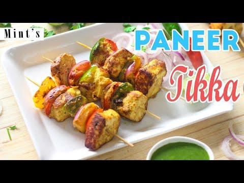 Paneer Tikka Recipe | Paneer Recipe in Hindi | Starters & Appetizers