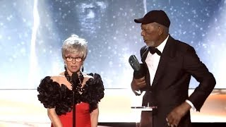 Morgan Freeman - Receives Life Achievement SAG Awards 2018