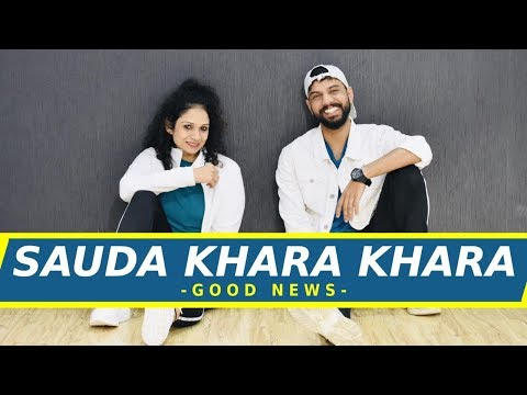 Xxx Mp4 Sauda Khara Khara Good Newwz Bollywood Dance Workout Choreography FITNESS DANCE With RAHUL 3gp Sex