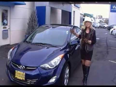 2013 Elantra Limited Video Test Drive in Stamford, CT near Danbury White Plains New Rochelle