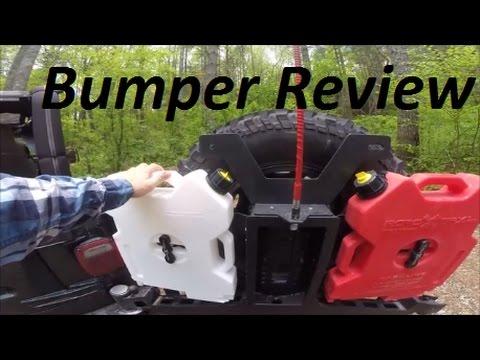 JCR Offroad Bumper Review