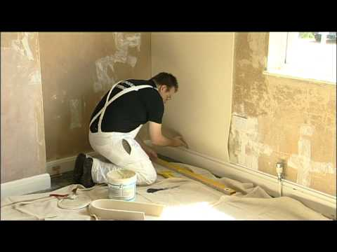 How to Apply Sempatap Thermal Solid Wall Insulation to walls