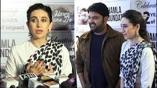 Karisma Kapoor at Bhamla Foundation Celebrate Success Of Campaign # Hawa Aane De Featuring