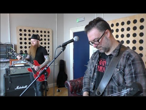 Rob Chapman Band - Line Up & Rehearsal