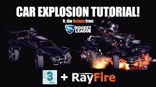 Advanced Car explosion inside 3dsmax -coming soon - PakVim