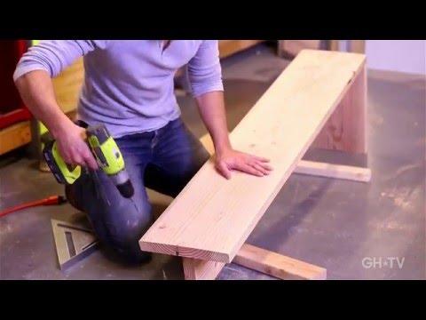 Furniture Making 101: Mid-Century Modern TV Stand