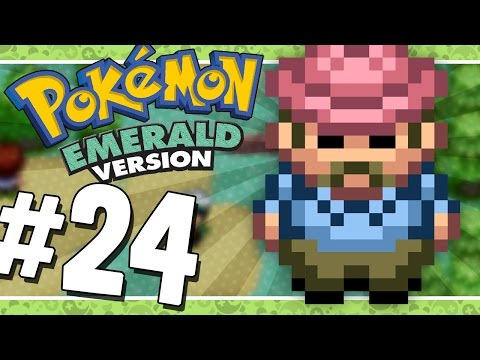 Pokémon Emerald: Grass Run | Secret Power - 24 (Game Boy Advance Gameplay Walkthrough)