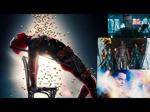 Deadpool 2 Meet Cable Trailer Breakdown and Reaction (Terry Crews! Shatterstar!!)