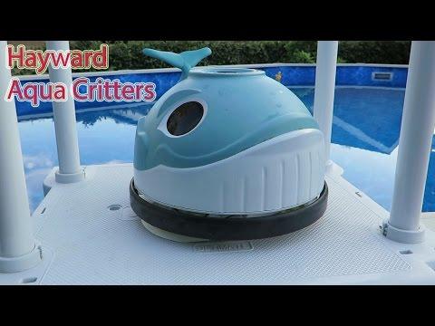 Hayward Aqua Above Ground Pool Vacuum - Critters Pool Vacuum Install and Review