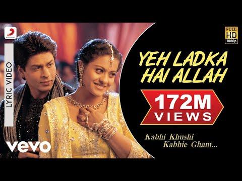 Xxx Mp4 Yeh Ladka Hai Allah Lyric Kabhi Khushi Kabhie Gham Shah Rukh Kajol 3gp Sex