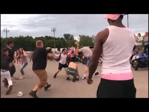 Brutal brawl erupts at Lancaster Speedway in Upstate NY