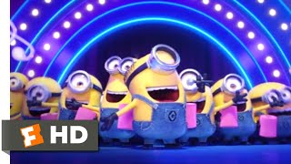 Despicable Me 3 (2017) - Minion Idol Scene (5/10)   Movieclips
