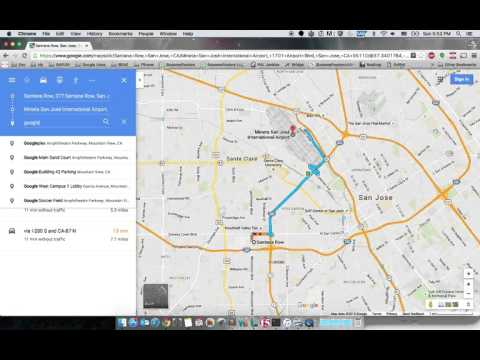 Adding multiple destinations in new Google maps