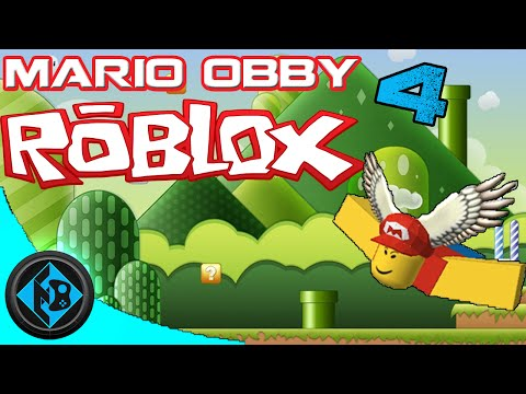 Roblox - Obby Time - Mario! [4]