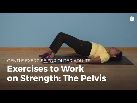 Pelvic Exercises | Exercise for Older Adults
