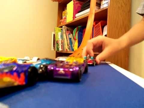 Hotwheels- Fun Ways To Clean Up Your Cars Part 2