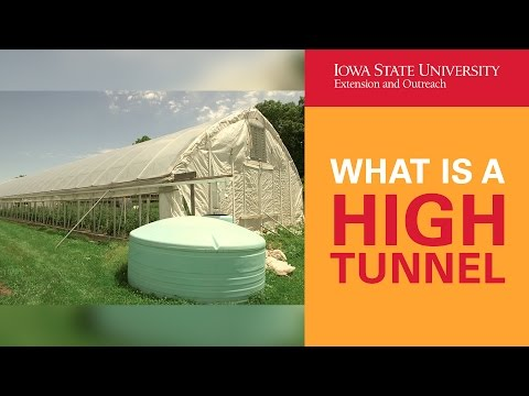What is a High Tunnel?