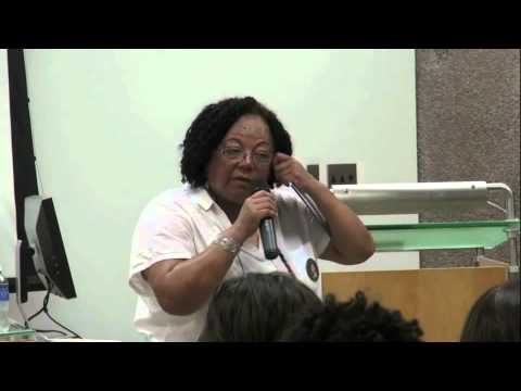 South African Poet Diana Ferrus