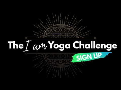 I am Yoga Challenge Promo