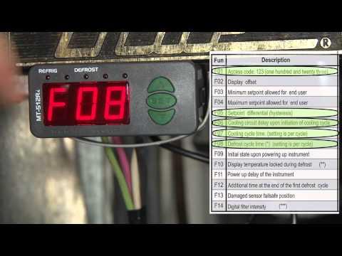 Full Gauge MT 512 Ri Programming - Cold Control Retrofit -Hook It Up PS1 E2 Excerpt