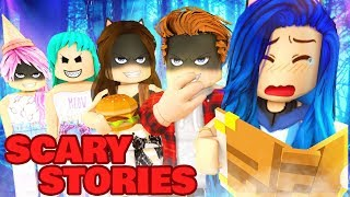 READING ROBLOX SCARY STORIES...