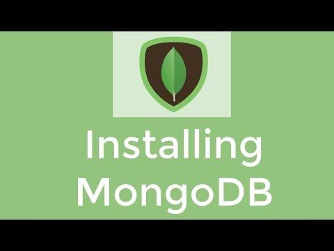 Install MongoDB - How to Setup MongoDB on Windows 8