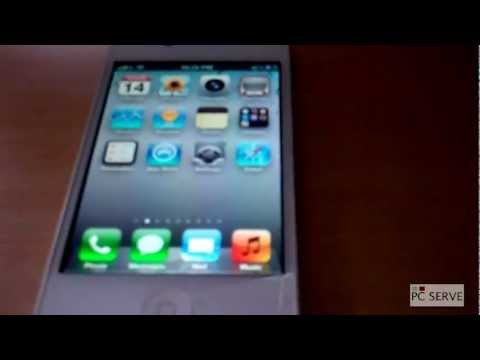 How to update iphone / ipad over the air by pc serve