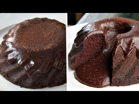 VOLCANO MAYONNAISE CAKE Hellman's Mayo Chocolate Cake Recipe | You Made What?!