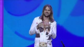 Carl-Einar Häckner-comedy magician from Sweden