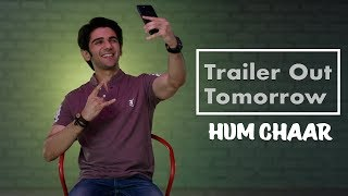 Prit Kamani As Namit  | Hum Chaar Trailer Out Tomorrow