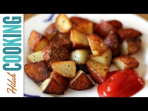 How To Make Home Fries  |  Extra Crispy Home Fries Recipe! |  Hilah Cooking Ep 33