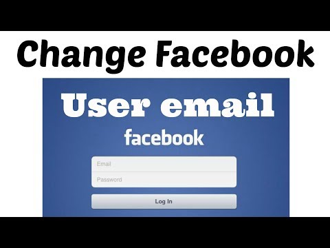 How to Change Your Email Address or Primary Email in Facebook 2018