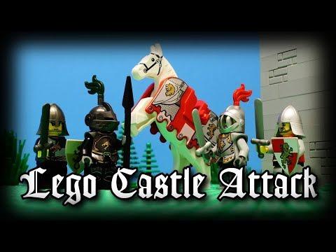 Lego Castle Attack